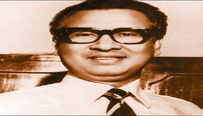 বাংলাদেশ সরকারের প্রথম প্রধানমন্ত্রী তাজউদ্দীন আহমদ