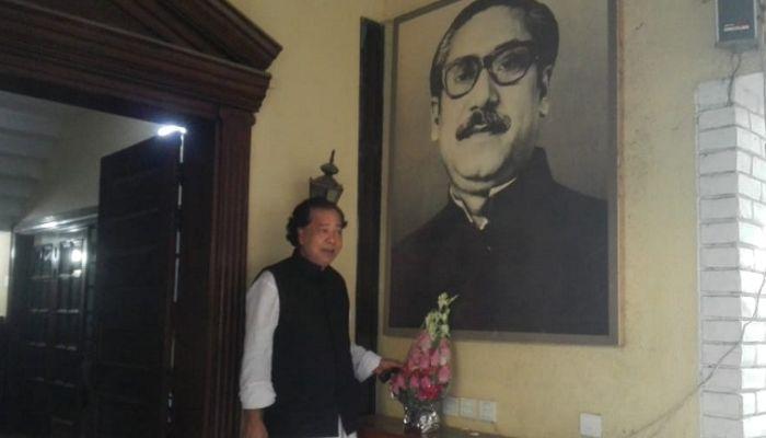 সুনামগঞ্জ-২: নৌকা চান বঙ্গবন্ধুর আদর্শে বিশ্বাসী ছায়েদ আলী