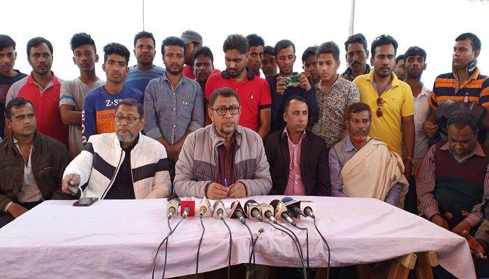 নরসিংদী-৪ আসনে নির্বাচনের পরিবেশ নেই: বকুল