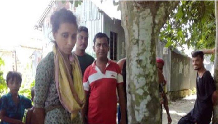 ছেলেধরা গুজব: মানসিক ভারসাম্যহীন নারীকে নির্মম নির্যাতন