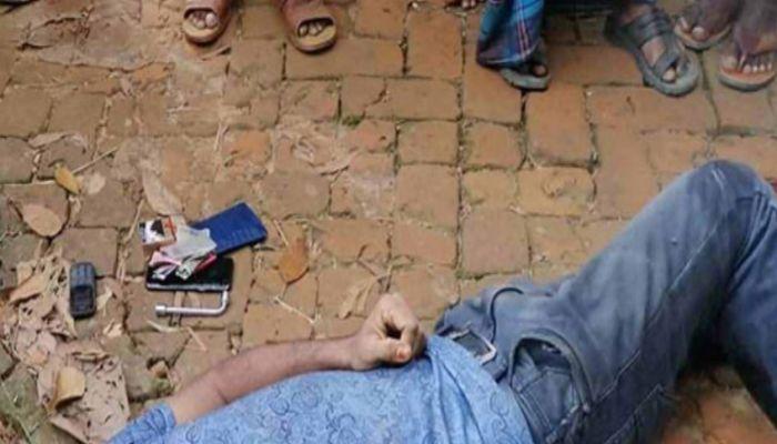দিনে-দুপুরে র্যাবের সঙ্গে 'বন্দুকযুদ্ধে' যুবক নিহত