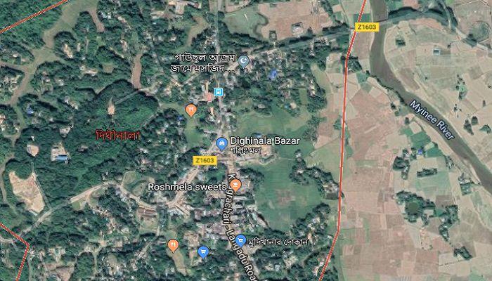 দিঘীনালায় সেনাবাহিনীর অভিযানে ৩ সন্ত্রাসী নিহত