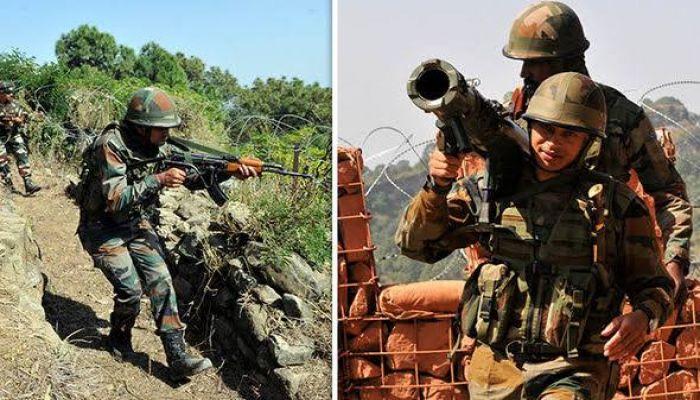 পাকিস্তানের হামলায় ৬ ভারতীয় সেনা নিহত, সীমান্তে যুদ্ধাবস্থা