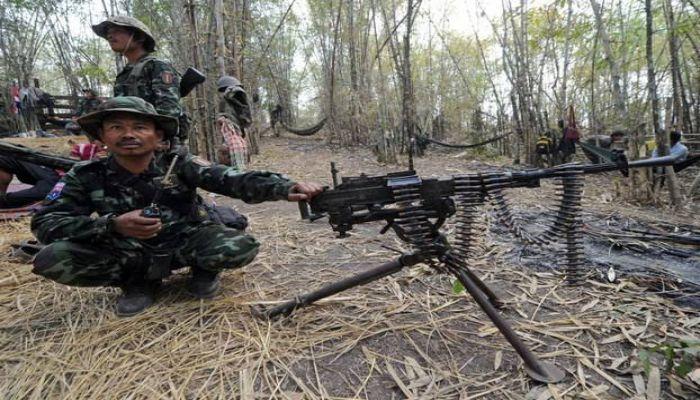 চীন সীমান্তে সংঘর্ষে মিয়ানমারের ৩০ সেনা নিহত