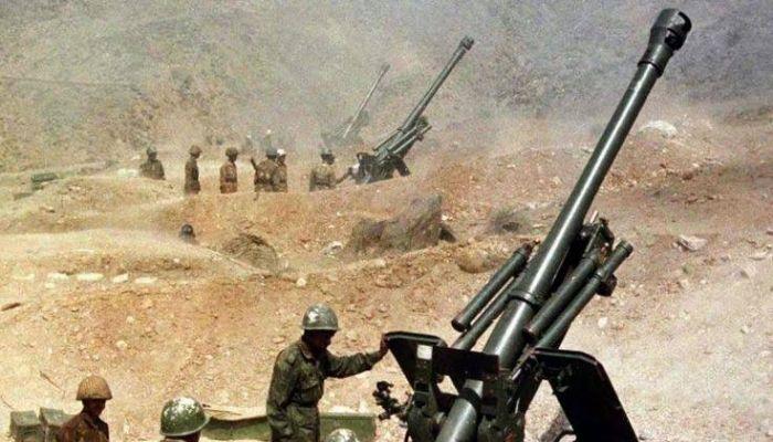 পাক-ভারত সীমান্তে যুদ্ধাবস্থা, চলছে অস্ত্র মজুদ