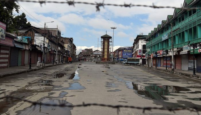 কাশ্মীর: যুক্তরাষ্ট্রের চাপের মুখে ভারত