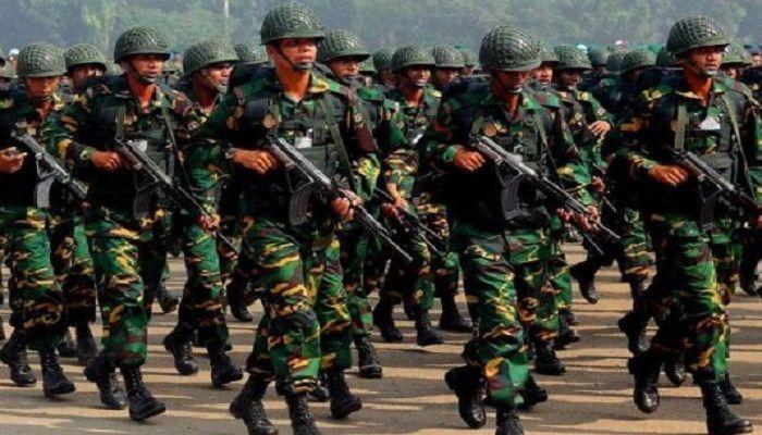 এসএসসি পাসেই বাংলাদেশ সেনাবাহিনীতে চাকরির সুযোগ