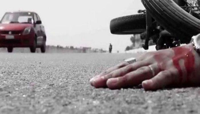 রাজধানীতে বাস চাপায় ২ মোটরসাইকেল আরোহী নিহত