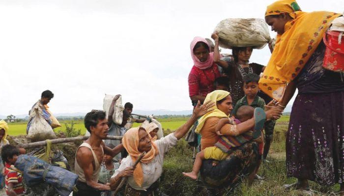 রোহিঙ্গা শরণার্থীদের জন্য ১৮০ মিলিয়ন ডলার দেবে যুক্তরাষ্ট্র