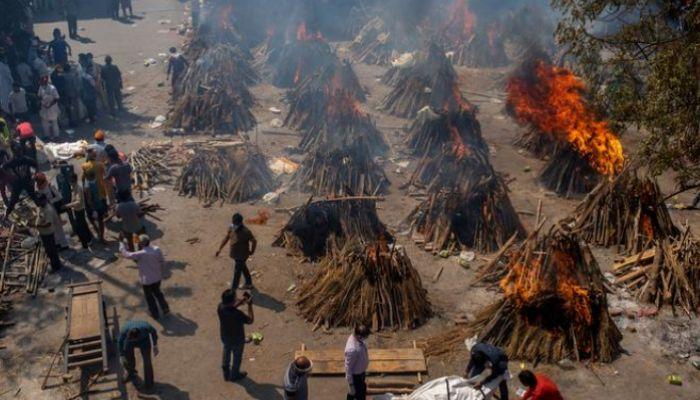 করোনায় আরও ৭৮০০ মানুষের মৃত্যু