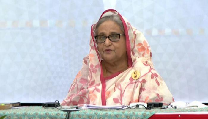 রূপপুরে অস্ত্র নয়, কেবল বিদ্যুতই বানাবে বাংলাদেশ: প্রধানমন্ত্রী