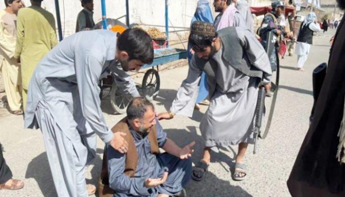আফগানিস্তানে মসজিদে বোমা হামলা, নিহত বেড়ে ৪৭
