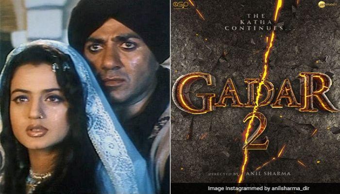 ২০ বছর পর আসছে 'গাদ্দার: এক প্রেম কথা'র সিক্যুয়েল