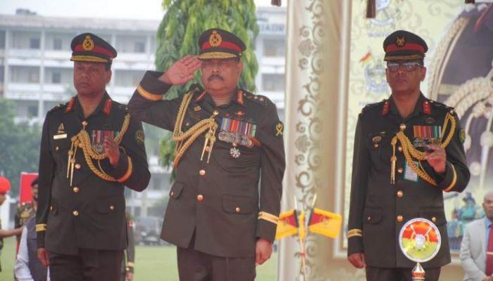 বাংলাদেশ সেনাবাহিনী আরও আধুনিক হয়ে উঠবে: সেনাপ্রধান