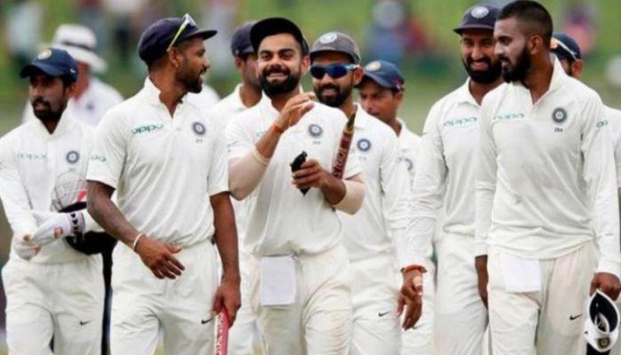 বাংলাদেশের বিপক্ষে ভারতের পূর্ণ শক্তির টেস্ট দল