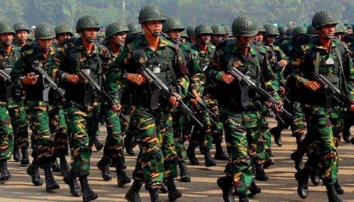 বাংলাদেশ সেনাবাহিনীতে নিয়োগ বিজ্ঞপ্তি, যোগ্যতা এইচএসসি