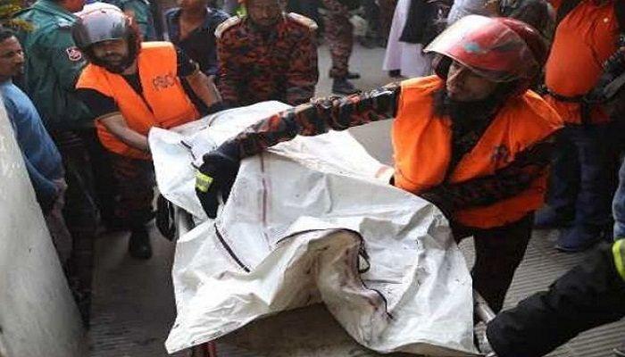 গাজীপুরে অগ্নিকাণ্ড: নিহত ৮ শ্রমিকের পরিচয় শনাক্ত