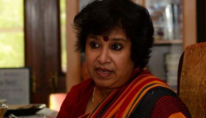 দাড়িওয়ালা মোল্লারা অর্ধনগ্ন মহিলাদের নাচ দেখে দারুণ খুশি: তসলিমা