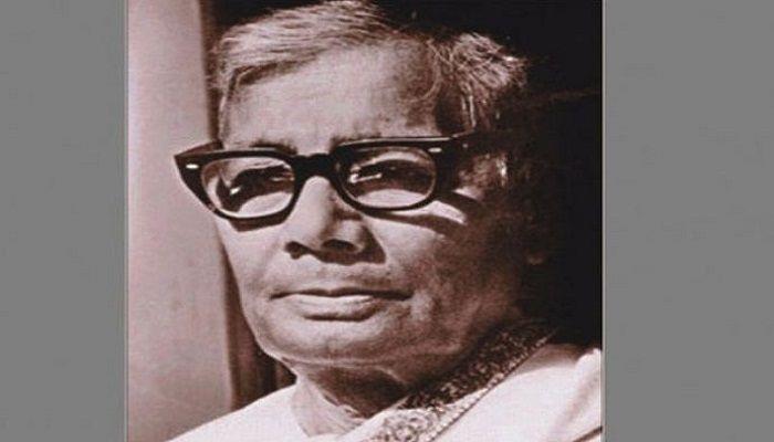 পল্লীকবি জসীমউদদীনের ১১৬তম জন্মবার্ষিকী আজ