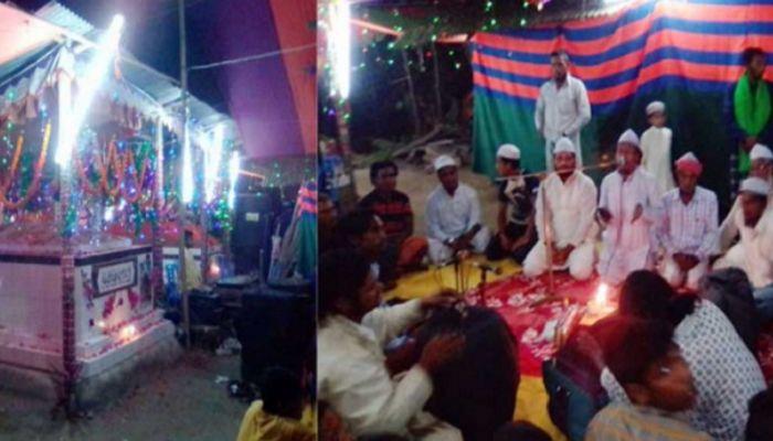 বানিয়াচংয়ে হায়দার শাহ মাজারে গানের আসর বন্ধ করে দিল আলেম সমাজ