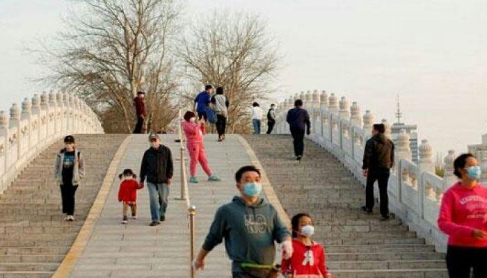 চীনে ফের লকডাউন ঘোষণা