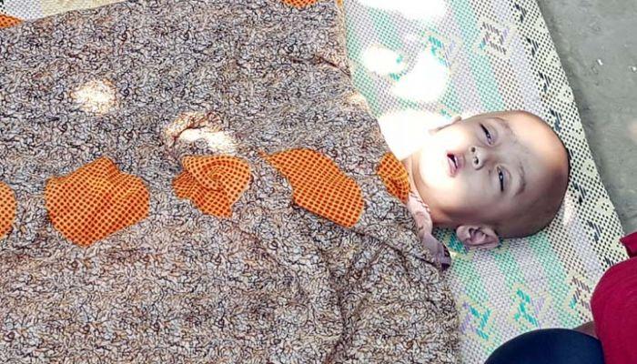 মুরাদনগরে বালতির পানিতে ডুবে শিশু নিহত