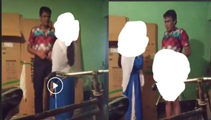 রাণীনগরে শিক্ষক-ছাত্রীর আপত্তিকর ভিডিও ভাইরাল
