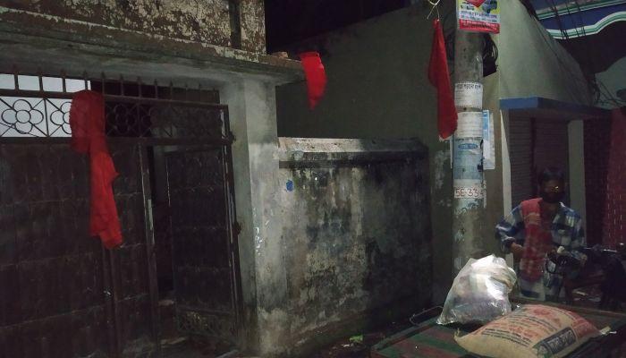 মোরেলগঞ্জে ৩ বাড়ি লকডাউন