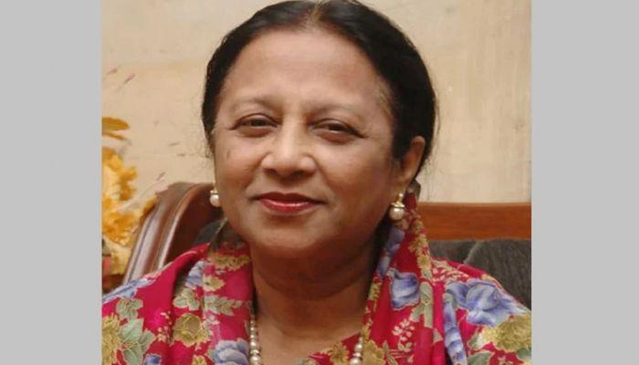 সংরক্ষিত নারী আসনের এমপি মাসুদা এম রশিদ আর নেই