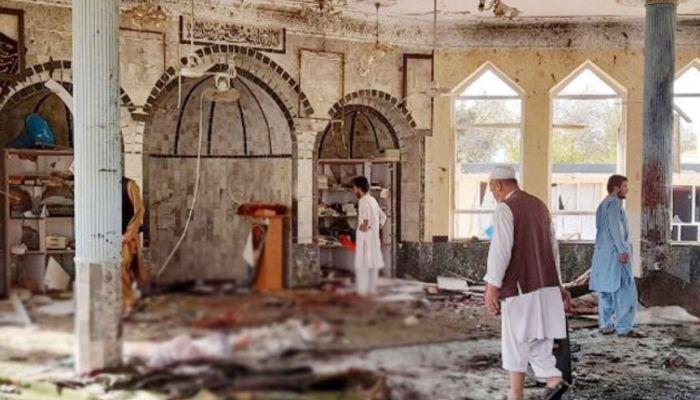 আফগানিস্তানে মসজিদে হামলা, বহু হতাহত